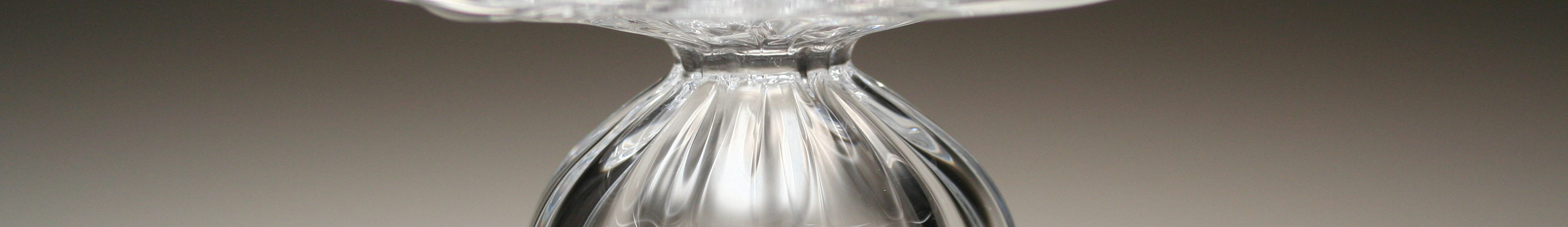 白石精一個展-吹きガラス作品(1)